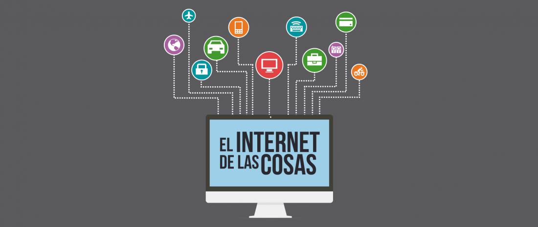 Concepto del Internet de las Cosas