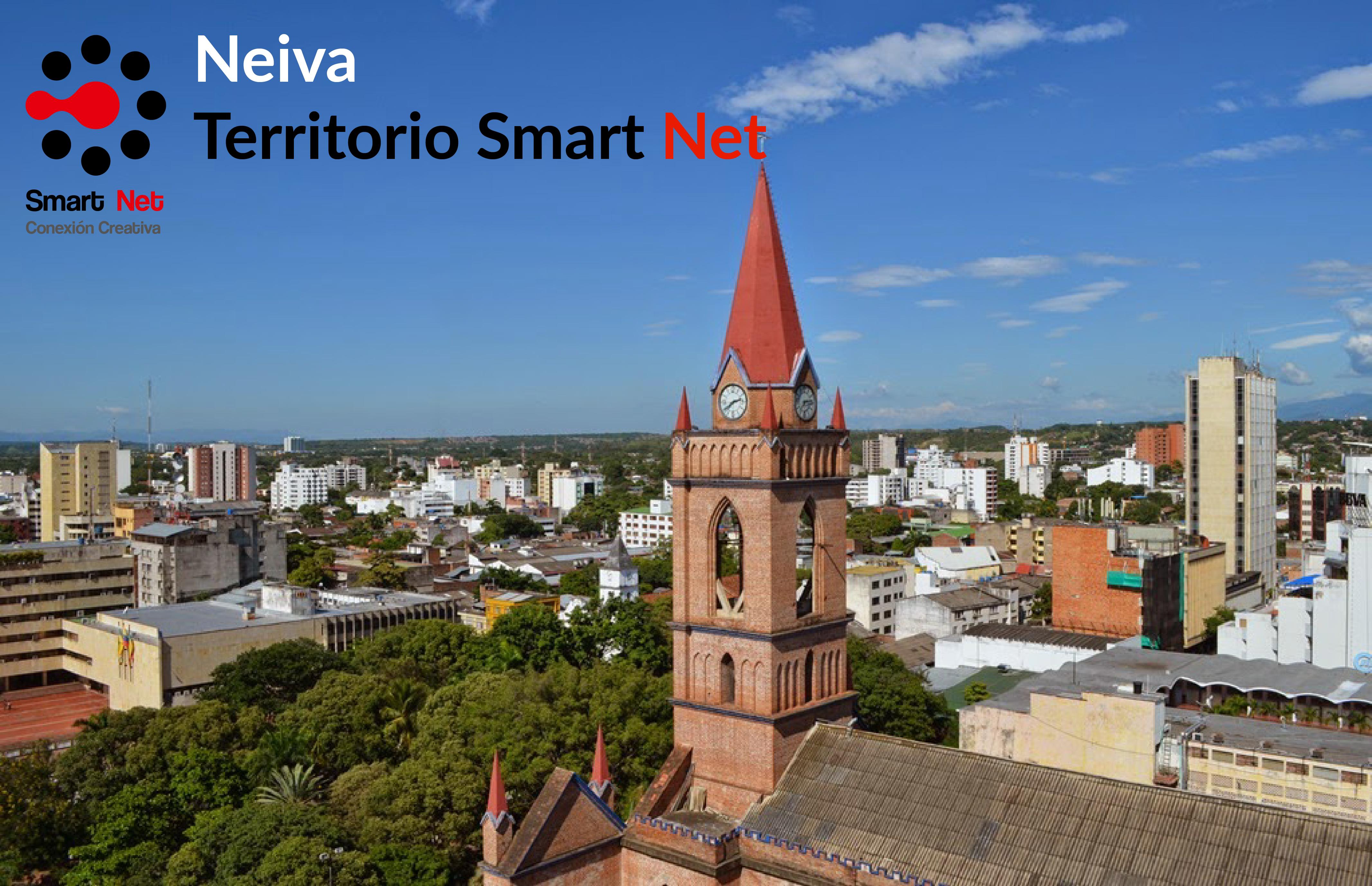 La Ciudad de Neiva se Conecta al Internet de las Cosas