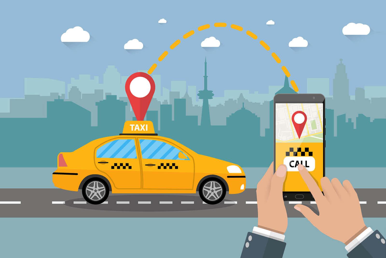 Impacto del IoT en la industria de los taxis