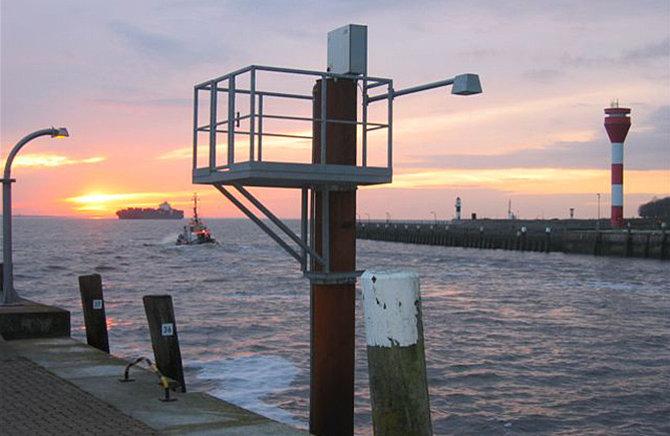 Sensores ultrasonicos y de radar